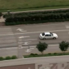 Suspect Fleeing Police Can't Decide Whether Or Not to Follow Safe Driving Rules.