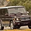 2016 Mercedes-Benz G-Class Engine Shakeups Improve Model