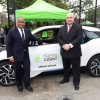 Supporting TreesCount! 20 BMW i3 Electric Cars Donated to New York City Parks