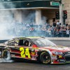Retiring Jeff Gordon Trying For First Win Of His Farewell Season