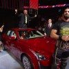 Seth Rollins Thanks J&#038;J Security with 2015 Cadillac CTS on <em>Raw</em>