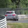 [VIDEO] Audi SQ7 Prototype Crashes at Nurburgring