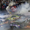 [VIDEO] Brutal Crash at NASCAR Race Requires 13 Fans To Undergo Medical Evaluations