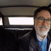 Stephen Colbert and Jerry Seinfeld Take Turns Driving a 1964 Morgan +4