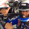 Carolina Panthers' Josh Norman Revels In The NASCAR Racing Experience