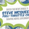Enter Our <i>Steve McQueen</i> Graphic Novel Giveaway Contest!