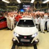Honda Civic Type R Begins Production in UK