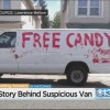 Mysterious White Van Has California Community on Edge