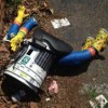 Hitchking Robot Attempts Cross-America Road Trip, Is Savagely Killed