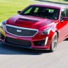 2016 Cadillac CTS-V Sedan Overview