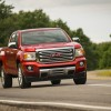 2016 GMC Canyon Overview