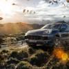 2016 Porsche Cayenne Overview