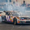 Denny Hamlin Tears ACL, Still Plans to Race in Richmond