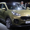 European-Bound Kia Sportage Makes Official Debut at Frankfurt Motor Show