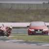 [VIDEO] Honda Civic Type R Takes On CBR1000RR Fireblade