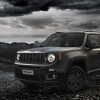 Jeep Renegade Night Eagle Swoops into European Showrooms