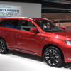 Mitsubishi Outlander PHEV Revealed at Frankfurt Motor Show