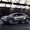 """Report: New Toyota Crossover Will Look """"Distinctive"""""""