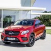 2016 Mercedes-Benz GLE-Class Overview