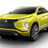 Mitsubishi eX Concept Hints at Brand's Future All-Electric Plans