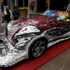 Artist Uses Recycled Cell Phones to Build Car