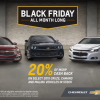 """Real People, Not Actors"" Ad Promotes Chevy Black Friday Sale"