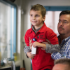 Special Wish Foundation and FCA US Grant 6-Year-Old's Wish to Crash Test Cars