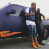 NFL Quarterback Cam Newton's Customized Chevy Silverado Will Leave You Speechless