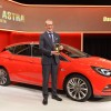 Opel Astra Wins Golden Steering Wheel Award