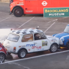 Classic Mini Cooper Breaks Reverse Parallel Parking World Record
