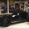 Real-Life Villain Jay Leno Drives Hot Wheels Darth Vader Car [VIDEO]