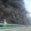 Acid Truck, Gas Truck Crash, Lead to Seeming-Worst-Case Scenario