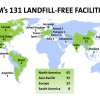 With Key 2015 Additions, GM Totals 131 Landfill-Free Global Facilities