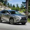 Lexus Utility Sales Up 2 Percent in July; NX Sets Monthly Record