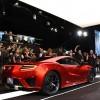 Rick Hendrick Bids $1.2 Million on First 2017 Acura NSX