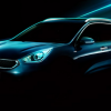 Kia Releases First Images of Brand-New Niro Hybrid Compact SUV