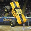How the Monster Jam Freestyle Event Is Scored
