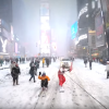 New Yorkers Take on Snowpocalypse in Best Way Possible