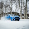 Apropos of Nothing Whatsoever, Ford Reminds Drivers That Focus RS is Great for Winter Driving