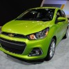 2016 Chevrolet Spark Overview