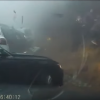 Insane 70-Car Pileup Caused by Fog Caught on Dash Cam