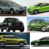 Crazy Car Colors: Which 2016 Models Are Offered in Green?