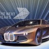 BMW Vision Next 100 Concept Looks Like a Dragon