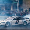 Ford Driver Brad Keselowski Picks Up NASCAR Victory at Kentucky