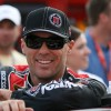 Kevin Harvick Drives His Chevy Racecar to Victory at New Hampshire