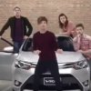 [VIDEO] One Direction Star in New Thai Toyota Vios Commercial