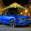 2016 Honda Civic Coupe Overview