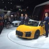 Audi Takes A Bite Out Of the Big Apple