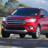 2017 Ford Escape Overview