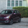 2017 Mitsubishi Mirage Overview